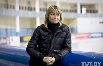 Лучшая конькобежка в истории Беларуси требует честных выборов