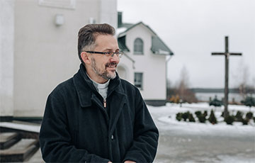 Ксендз Вячеслав Борок: Сам Бог на нашей стороне