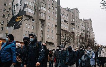 Появилась карта с самыми важными местами белорусского протеста