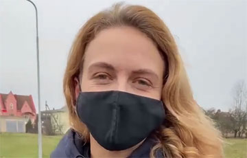 Ольга Хижинкова: Никогда не рассматривала вариантов покинуть Беларусь и не рассматриваю до сих пор