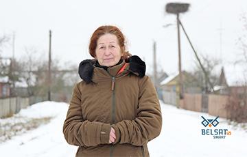 Брестская Нина Багинская: Мне хочется плакать от радости, как изменился наш народ
