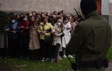 Фото белорусских протестов вошли в топ 2020 года по версии ВВС