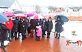 В Новогрудке активисты почтили память великого Адама Мицкевича
