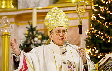 Папа Римский принял отставку Тадеуша Кондрусевича