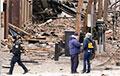 ФБР ведет следствие по делу о мощном взрыве в центре Нэшвилла