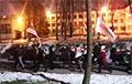 Массовые марши продолжаются в столице