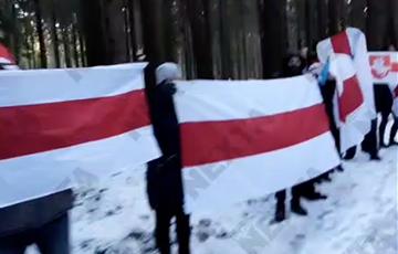Жители Могилева и Витебска выходят гулять