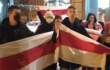 Белорусы Санкт-Петербурга поддерживают протест уже 147-й день