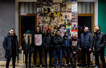 Как гродненский бар поддержал общенациональную забастовку