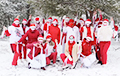 Dziarzhynsk Brightly Congratulated Belarusians on Christmas