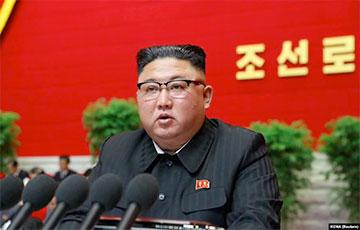 Слезы Ким Чен Ына
