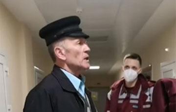 «Ябацька», які ўдарыў лекара ў Берасці: Мне сорамна