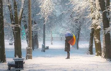 Галалёдзіца і моцныя маразы захаваюцца ў Беларусі і 18 студзеня