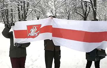 Белорусские пенсионеры протестуют против диктатуры