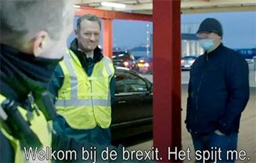«Добро пожаловать в Brexit»: нидерландские таможенники отбирают у британцев бутерброды
