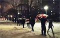 Жители легендарной «Риги» вышли на марш