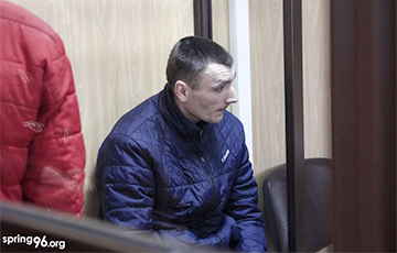 Belarus Hands Down First Death Sentence This Year