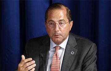 Глава Минздрава США подал заявление об отставке