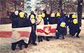 Отважные минчане вышли на марши, несмотря на мороз