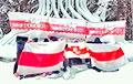 «Ямницкий флот» поддержал протестующих белорусов