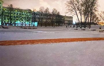 Дерзкая акция партизан парализовала целый «взвод» лукашистов