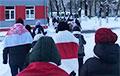 Велазавод, Трактарны і Шарыкі маршыруюць па Менску