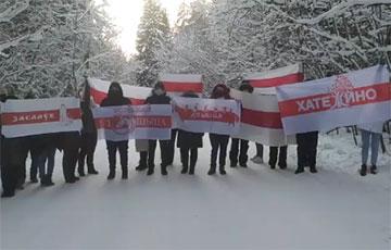 Как прошел 162-й день революции в Беларуси