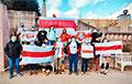 Белорусы Сиэтла поддержали активистов «Европейской Беларуси» и других политзаключенных