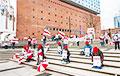 По всему миру прошли акции солидарности с протестующими в Беларуси