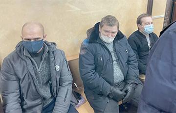 У Гародні пачалі судзіць трох чалавек паводле «справы Ціханоўскага»