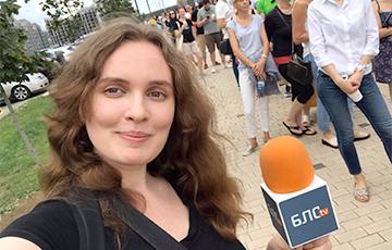 Политзаключенная Екатерина Андреева: Впервые за полгода я увидела небо и солнце0