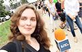 Journalist Katsiaryna Andreyeva Shows 'Propaganda Boy' Azaronak His Proper Place