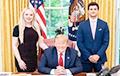 В последний день в Белом доме дочь Трампа объявила о помолвке