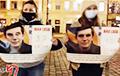 Белорусы Вроцлава вышли на акцию солидарности с Игорем Лосиком