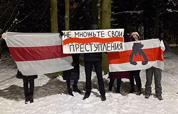 Minsk Malinauka And Sukharava Come Out To Rallies