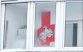 Зімовыя вокны свабодных беларусаў прадаўжаюць здзіўляць сваёй адвагай