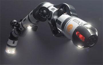 В Норвегии изобрели робота-змею, чтобы ремонтировать нефтегазовые трубопроводы под водой