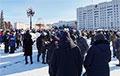Сибирь и Дальний Восток вышли на акции в поддержку Навального