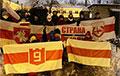 В Санкт-Петербурге прошла мощная акция белорусской диаспоры