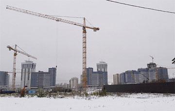Строительный сектор Беларуси понес беспрецедентно огромные убытки
