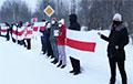 «Таракан ідзе на дно!»: Палігон-Калодзішчы маршыруе з рэвалюцыйнымі лозунгамі
