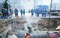 В Беларуси произошли массовые прорывы теплосетей