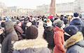 Тысячы расейцаў выйшлі на акцыі пратэсту ў падтрымку Аляксея Навальнага