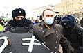Ва Уладзівастоку адбыліся жорсткія сутыкненні пратэстоўцаў з АМАПам