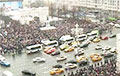 У Маскве і Пецярбургу тысячы чалавек выйшлі на мітынг у падтрымку Навальнага: жывая трансляцыя