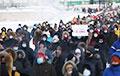 «Пуцін - злодзей!»: Яскравыя моманты з акцый у падтрымку Навальнага