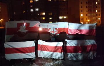 Витебск и Новополоцк против узурпатора