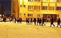 «Лукашенко - в автозак!»: Серебрянка вышла на громкий марш
