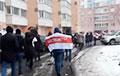 Зялёны Луг выйшаў на бадзёры марш