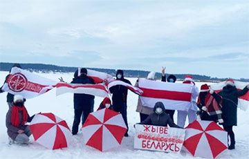 Sunday Marches Held In Belarus (Online)